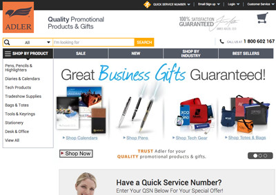 Adler Business Gifts Australia