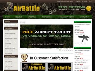 Airrattle.com