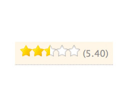 new star ratings