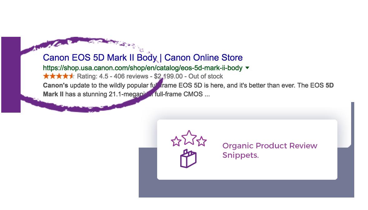 Organic Google