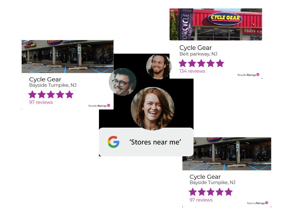 local reviews